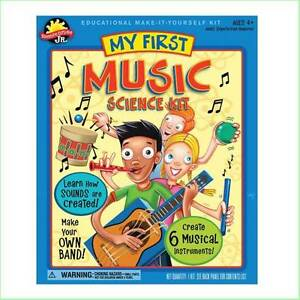 Scientific Explorer My First Music Kit NEW Kids Toys Gifts Yarramalong Wyong Area Preview