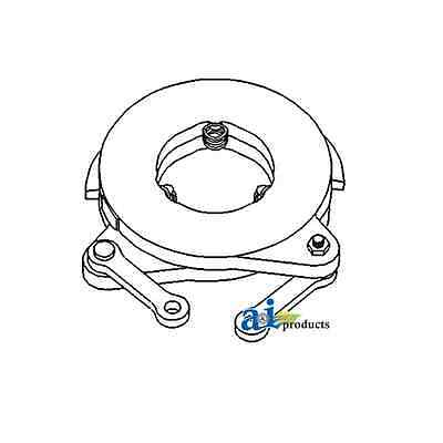 Oliver White Tractor Brake Actuating Plate 1750 1800 1850 1900 1950 4-150 4-180