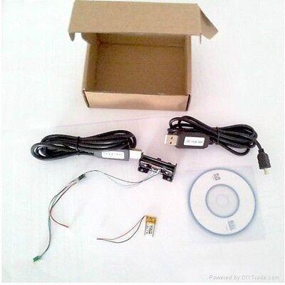 Msr009 Magnetic Stripe Reader Credit Card Writer 3-track 3mm Magnetic Head Fast