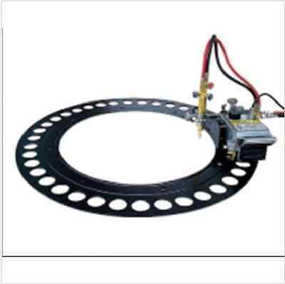 New Torch Track Burner Portable Handle Gas With Circle Track Cutting Machine Bi