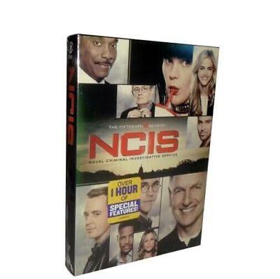 NCIS: Naval Criminal Investigative Service  Season15 (DVD , 2018 , 6 -Disct)