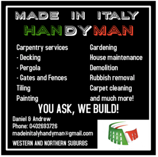 Made In Italy HANDYMAN SERVICES