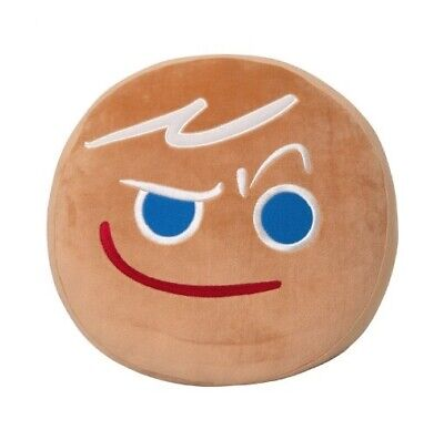 COOKIERUN Character GingerBrave Plush Doll Cushion Official Goods
