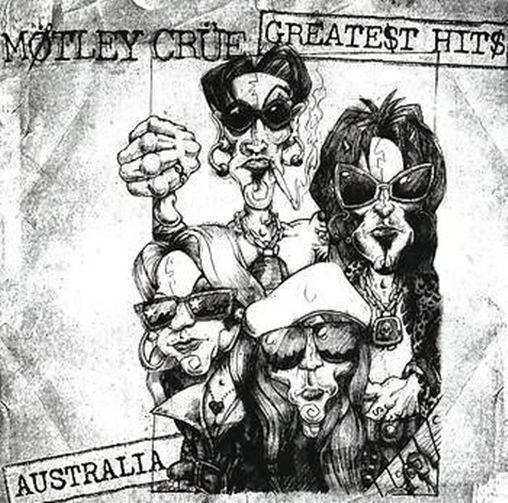 MOTLEY CRUE Greatest Hits Australian Tour Edition CD/DVD NEW