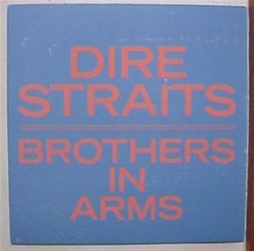 Dire Straits Poster Flat Old The