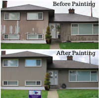 COMPLIMENTARY PAINTING ESTIMATES - 3YR WARRANTY, $5MIL INSURANCE