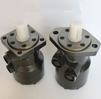 Omr Hydraulic Motor 2hole Mounting 4 Hole Bmr-5080100125160250315400500