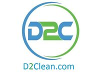 End of Tenancy /Deep Clean/carpet/Domestic Clean from £10.00 phr