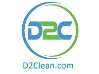 End of Tenancy/Deep Clean/Carpet clean/Commercial clean/House clean