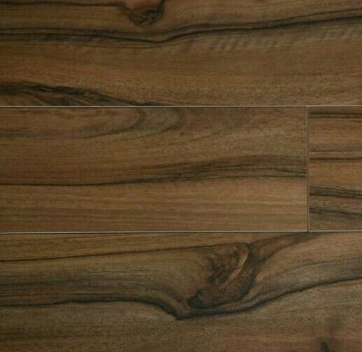 Manchester Cherry Flooring: Scherzo Dark Walnut Effect Laminate Flooring 1.21 M² Pack