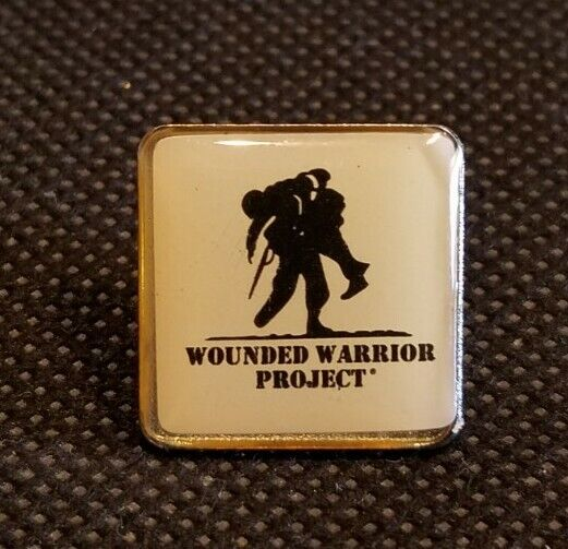 Wounded Warrior Project Lapel Pin
