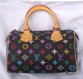Louis Vuitton Monogram Speedy 30 Bag excellent condition
