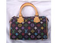 Louis Vuitton Monogram Speedy 30 Bag excellent condition