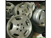 Wanted Lorinser RS 70 Alloy wheels