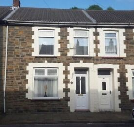 3 Bed House to let, Taff Street, Ferndale