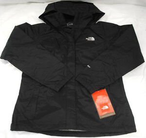 North Face VENTURE JACKET Rain Coat HyVent WATERPROOF Hooded AUTHENTIC Mens NEW