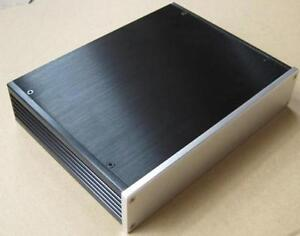 2806-Aluminum-Preamplifier-enclosure-DAC-case-amplifier-chassis-AMP-BOX