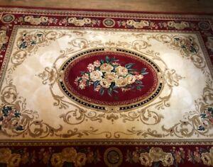 Large Area Floor Rug