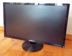 "Acer P236H  monitor, 23"",  LCD, full HD"
