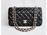 Chanel Double Flap Classic Shoulder Bag
