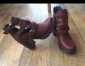Firetrap ankle boots size 7