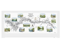 FISHING GIFT: Fishermans Map of The River Doon