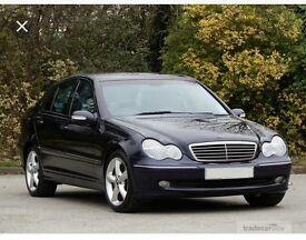 Mercedes c220 spares or repairs