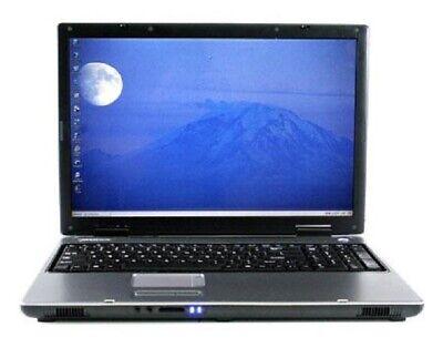 "GATEWAY/ACER M685 LAPTOP 2.0GHZ 4GB 250GB 17"" HD DVD WINDOWS 7 PRO WiFi HD"