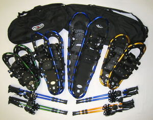 New BIGFOOT SNOWSHOE FAMILY PACKS- A, B and C Kitchener / Waterloo Kitchener Area image 2