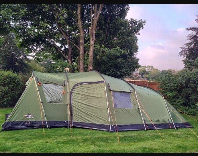 Vango Maritsa 700 7 man tent. & Vango Maritsa 700 7 man tent. | in Llandaff Cardiff | Gumtree