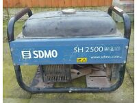 Honda 2.5KW Generator 110v 240v