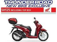 NEW HONDA 2020 MODEL SH125 SH125i AVAILBLE FROM STOCK
