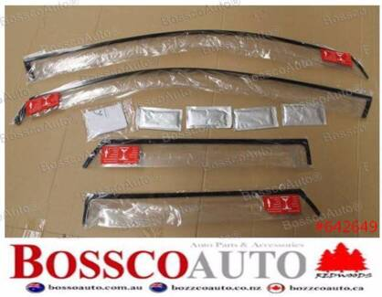Ford Weathershields Prestons Liverpool Area Preview
