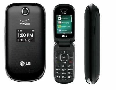 LG VN170 Revere 3 Verizon Page Plus Selectel Red Pocket Cell Phone Prepaid Only