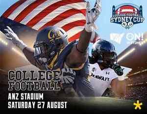 College Football Tickets - Cal Bears vs Hawaii Rainbow Warriors Tuggerawong Wyong Area Preview