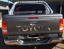 2010 Toyota Hilux Ute Goulburn 2580 Goulburn City Preview