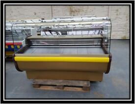 Serve Over Counter Display Fridge Meat Chiller 170cm (5.6 feet) ID:T2407