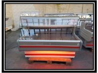 Serve Over Counter Display Fridge Meat Chiller 152cm (5 feet) ID:T2513