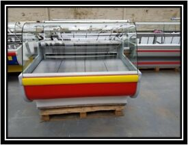 Serve Over Counter Display Fridge Meat Chiller 137cm (4.5 feet) ID:T2408