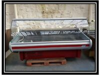 Serve Over Counter Display Fridge Meat Chiller 204cm (6.7 feet) ID:T2404
