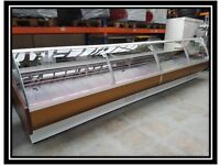 Serve Over Counter Display Fridge Meat Chiller 500cm (16.4 feet) ID:T2523