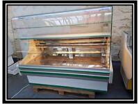 Cake Display Fridge Chiller 160cm (5.2 feet) ID:T2512