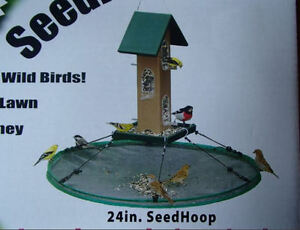 Seed Catcher & Platform Feeder