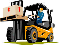 Fork lift training and recertification