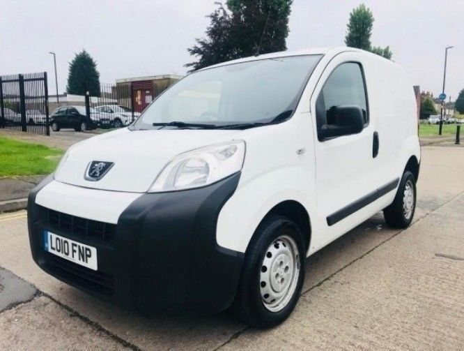 3a75cf82a9 ☆💸CHEAP RUNNER💸☆2010 PEUGEOT BIPPER 1.4 HDI S DIESEL☆MOT APR 2019☆USED  DAILY☆KWIKI AUTOS