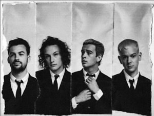 The 1975 - Toronto June 3. Section 201, Row N, $300 each