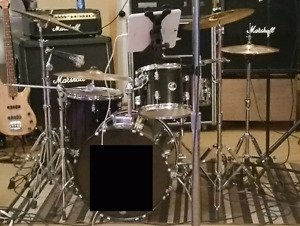 Looking to swap/sell an acoustic drum kit