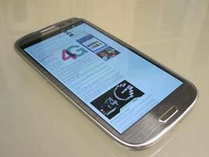 Samsung Galaxy S3 i9305 Titanium Gray 4G LTE Unlocked Chester Hill Bankstown Area Preview