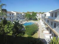 Holiday let town house in costa blanca spain