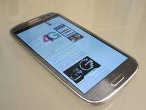 Samsung Galaxy S3 i9305 Titanium Gray 4G LTE 16 GB Unlocked Chester Hill Bankstown Area Preview